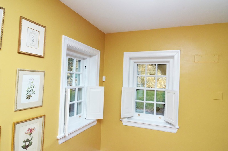Yellow Walls Painting