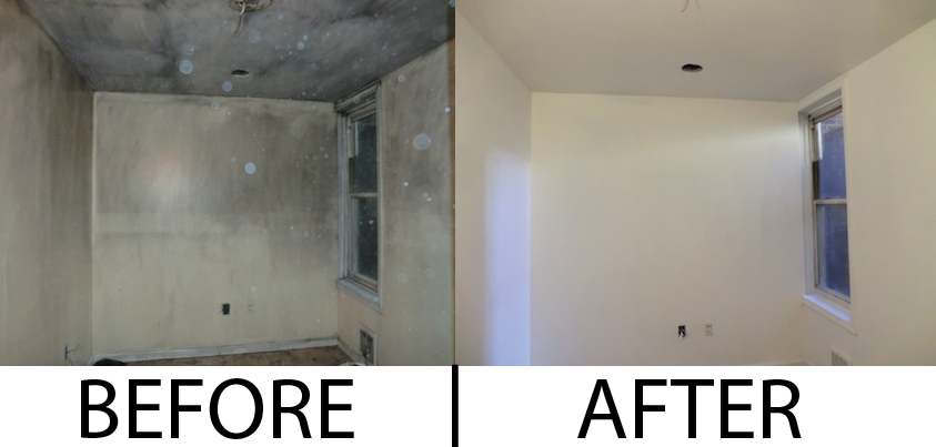 Smoke Damage Repair in Center City Philadelphia